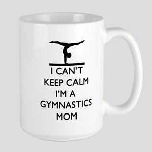 Keep Calm Gymnastics Mugs