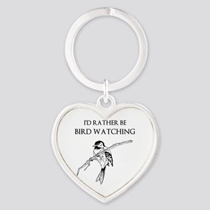 Bird Watching Keychains