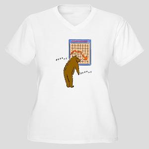 Bear Market Plus Size T-Shirt