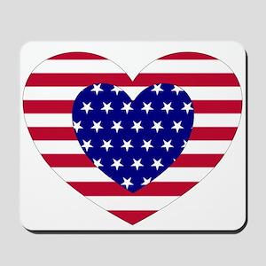 FLAG DESIGNS Mousepad