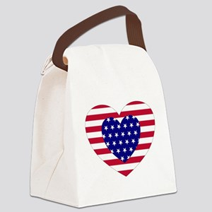 FLAG DESIGNS Canvas Lunch Bag