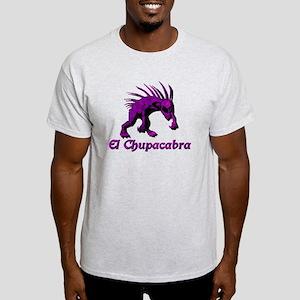 Chupacabra Purple Light T-Shirt