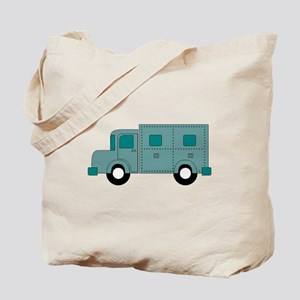 Armoured Truck Tote Bag