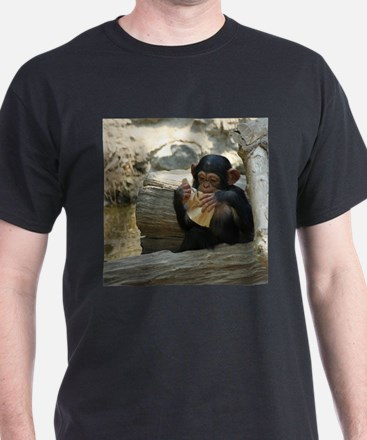 Chimpanzee_2015_0101 T-Shirt