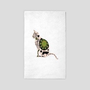CAT Area Rug