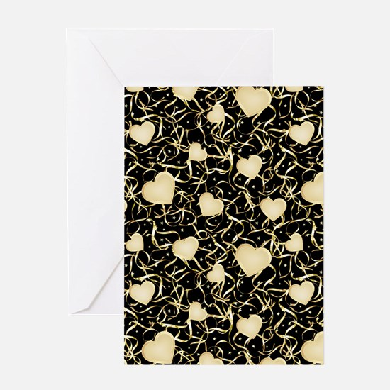 Luxurious Love Greeting Card