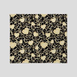 Luxurious Love Throw Blanket