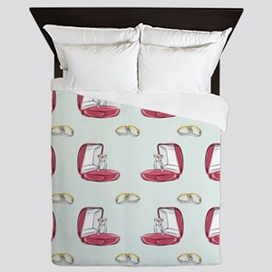 Going to Propose Queen Duvet