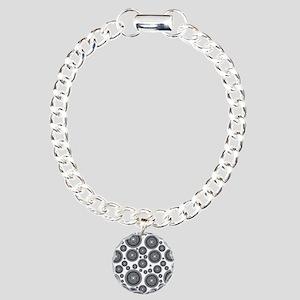 Beat Poppin Charm Bracelet, One Charm
