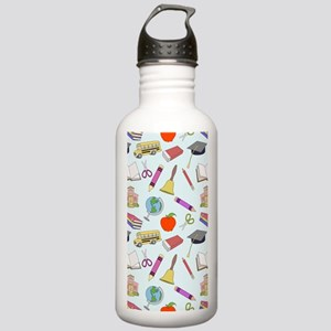 School Influence Stainless Water Bottle 1.0L