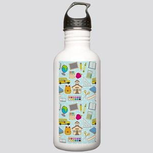 Simple Lessons Stainless Water Bottle 1.0L