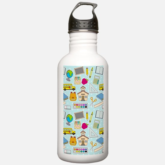 Simple Lessons Water Bottle