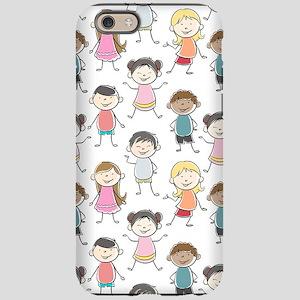 School Kids iPhone 6 Tough Case