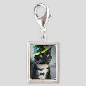 St. Patrick kitty Charms