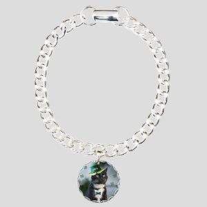 St. Patrick kitty Bracelet