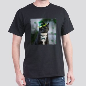 St. Patrick kitty T-Shirt