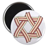 Star of Bacon Magnet