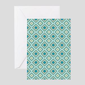Prison Attack Greeting Card