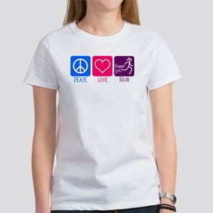Peace-Love-Run T-Shirt