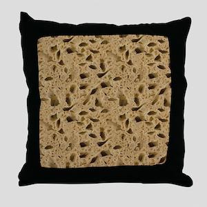 Dry Sponge Throw Pillow
