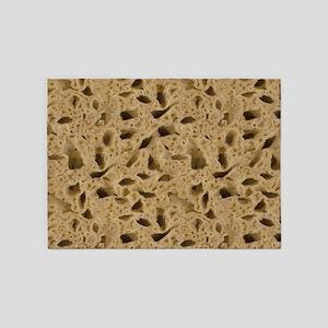 Dry Sponge 5'x7'Area Rug