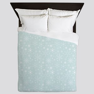 Anticipated Snow Queen Duvet