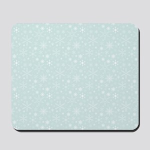 Anticipated Snow Mousepad
