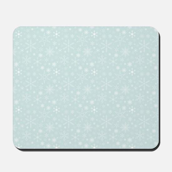 Anticipated Snow Mousepad