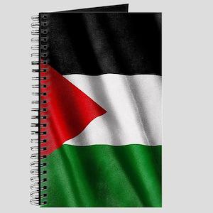 Palestine Flag Journal