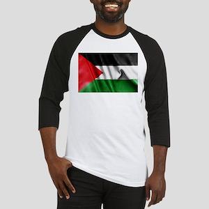 Palestine Flag Baseball Jersey