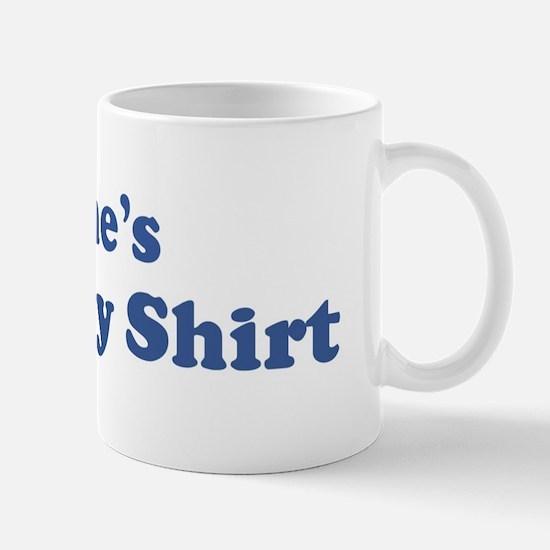 Irene birthday shirt Mug