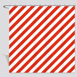 Candy Made Easy Shower Curtain