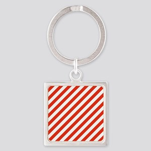 Candy Made Easy Square Keychain