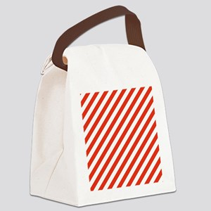 Candy Made Easy Canvas Lunch Bag
