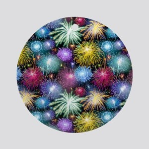 Celebrating Freedom Ornament (Round)