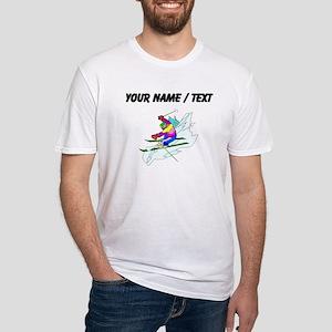 Custom Skier T-Shirt