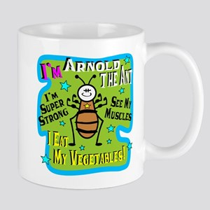 Arnold The Ant Mugs