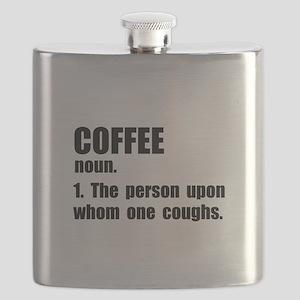 Coffee Definition Flask