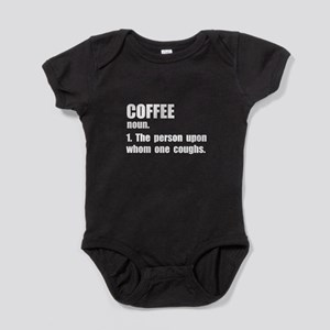 Coffee Definition Baby Bodysuit