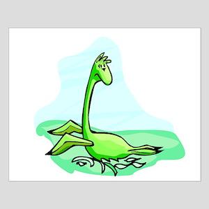 Dino the dinosaur Small Poster