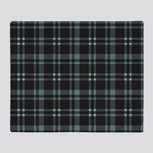 Plaid-18-2 Throw Blanket
