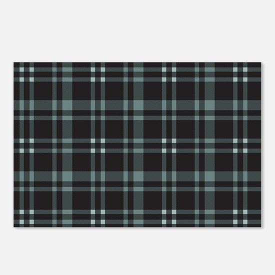 Plaid-18-2 Postcards (Package of 8)