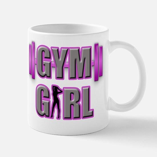 Gym Girl Design 3 Mug