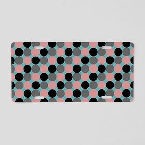 Dots-2-08-2 Aluminum License Plate