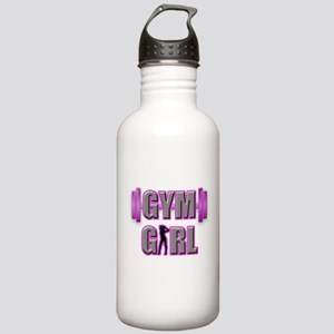 Gym Girl Design 3 Stainless Water Bottle 1.0L