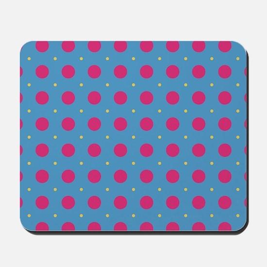 Dots-2-48 Mousepad
