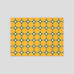 Dots-2-39 5'x7'Area Rug