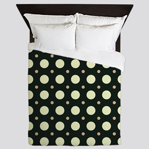 Dots-2-31 Queen Duvet