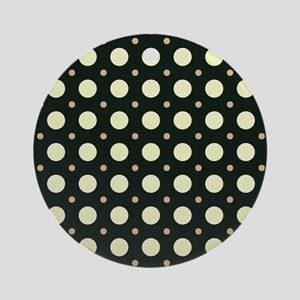 Dots-2-31 Ornament (Round)