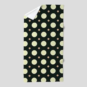 Dots-2-31 Beach Towel